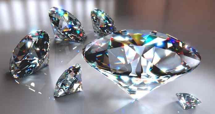 Seberapa Keras Batu Berlian
